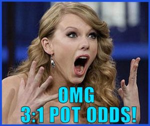 MTT Poker Tips - pot odds and equity realization