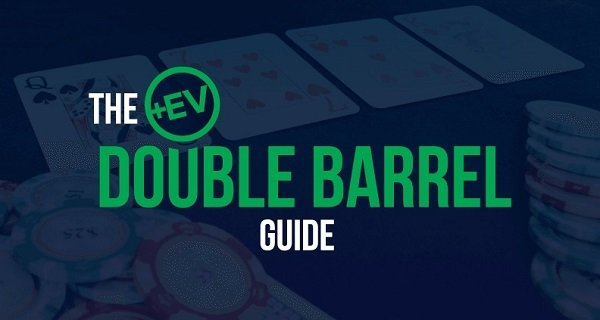 double barreling poker tournament strategy